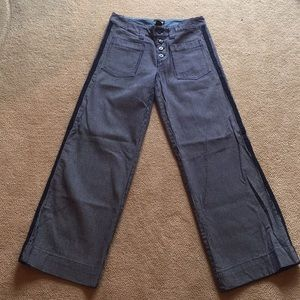 Stripped Ralph Lauren Rugby Pants